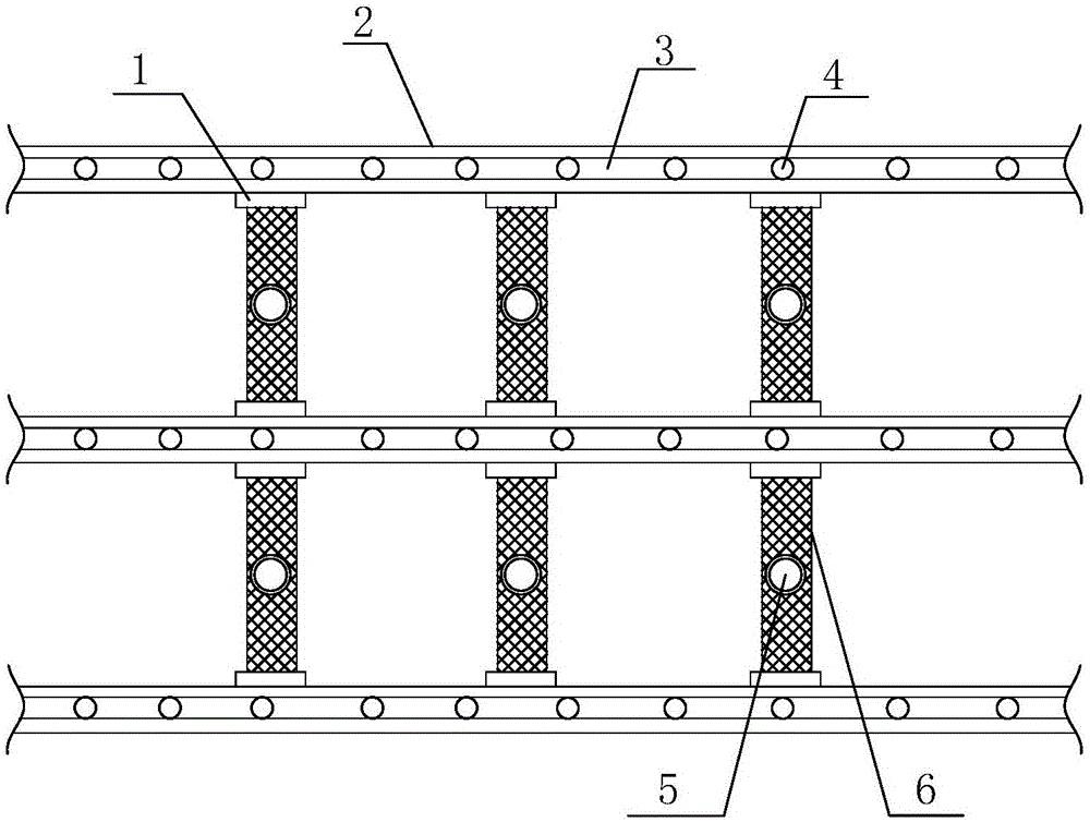 水利工程用的可调式护坡网
