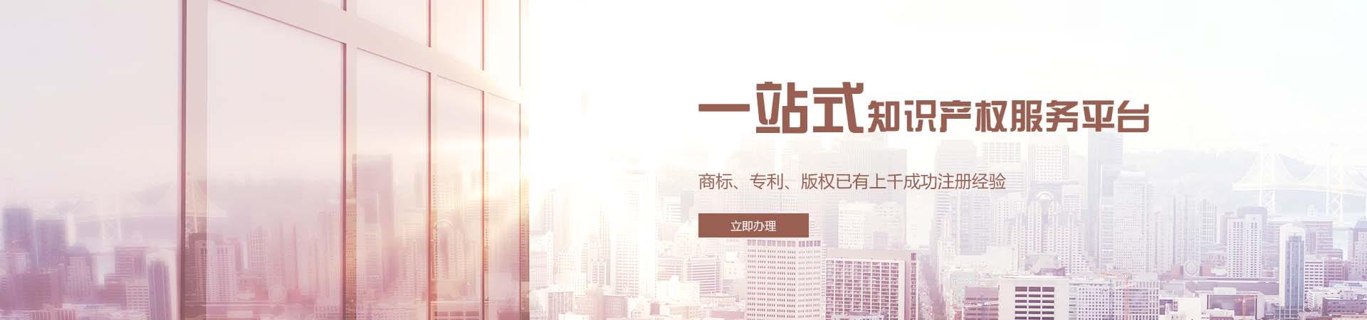 一站式知识产权服务平台